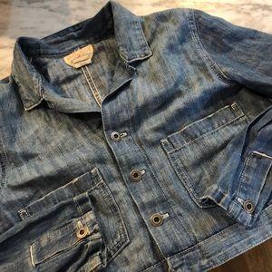 Ralph Lauren denim shirt/jacket
